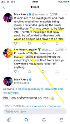 Mick Akers Fake News